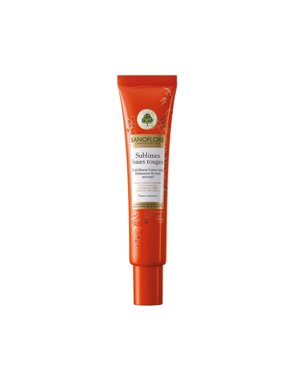 Sublimes baies rouges 40mL Sanoflore