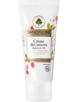 Crème des saisons légères 40mL Sanoflore