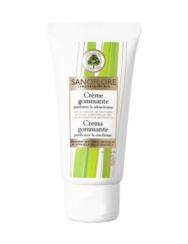 Crème gommante aromatique 50mL Sanoflore
