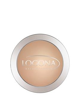 Poudre compacte beige moyen 10g Logona