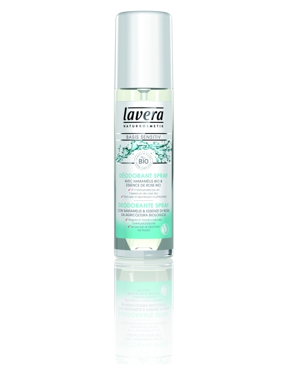 Déodorant spray Lavera