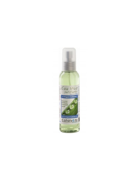 Eau Vive purifiante 125ml