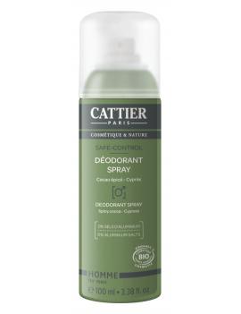 Déodorant spray Safe Control 100ml Cattier