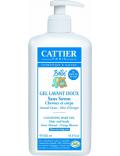 Gel lavant doux 500ml Cattier