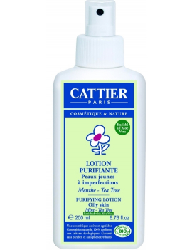 Lotion purifiante 200ml Cattier