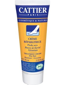 Crème réparatrice 75ml Cattier