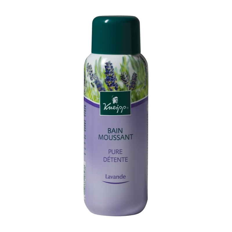 bain moussant lavande 400ml kneipp produit naturel. Black Bedroom Furniture Sets. Home Design Ideas