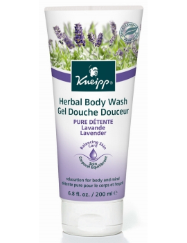 Gel douche lavande 200ml Kneipp