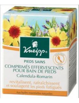 Comprimés effervescents 6 comprimés Kneipp