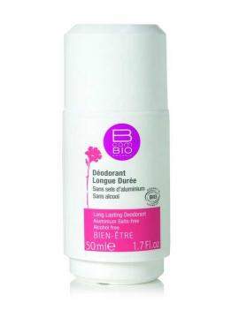 Déodorant roll-on longue durée 50ml BcomBio