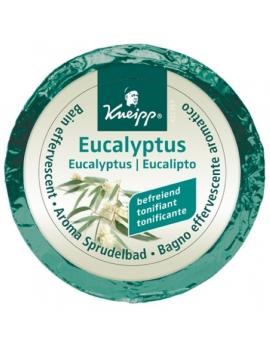 Galet de bain effervescent eucalyptus 80g Kneipp