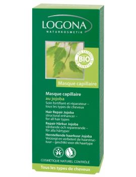 Masque réparateur au jojoba 150mL Logona