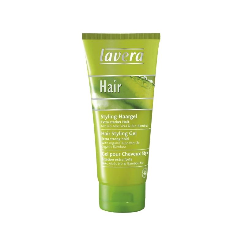 gel pour cheveux fixation forte 100ml lavera produit naturel. Black Bedroom Furniture Sets. Home Design Ideas