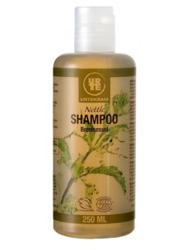 Shampoing à l'ortie 250mL Urtekram
