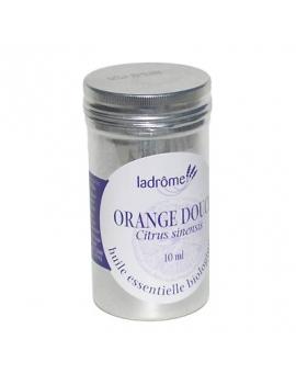 Huile essentielle bio orange douce 10mL Ladrome