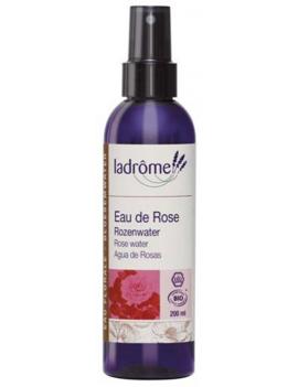 Eau florale rose de damas cosmebio 200mL Ladrome