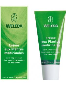 Crème aux Plantes médicinales 30mL Weleda