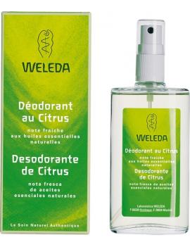 Déodorant au Citrus 100mL Weleda