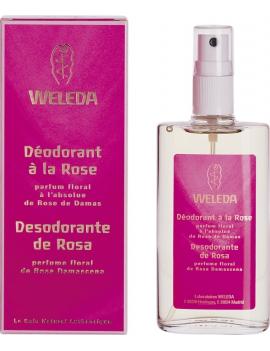Déodorant à la Rose 100mL Weleda