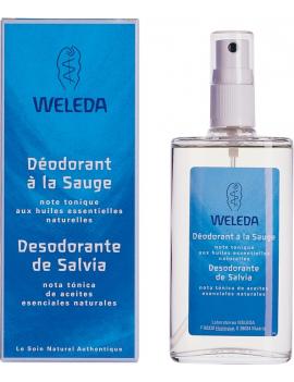 Déodorant à la Sauge 100mL Weleda