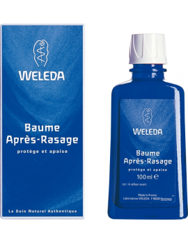 Baume Après-Rasage 100mL Weleda