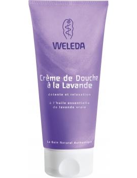 Crème de Douche à la Lavande 200mL Weleda