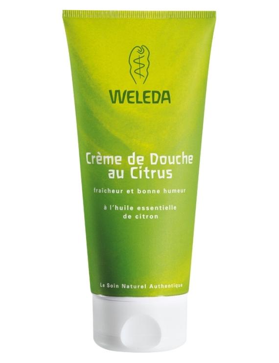 Crème de Douche au Citrus 200mL Weleda