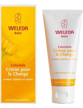 Crème pour le change 75ml Weleda