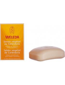 Savon végétal Calendula 100g Weleda