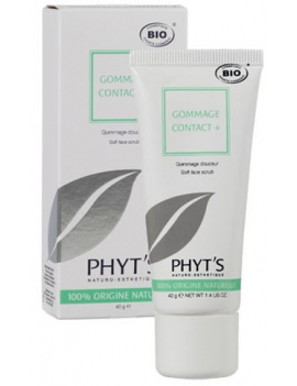 Gommage Contact+ 40g Phyt's