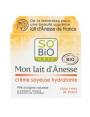 Crème soyeuse hydratante au lait d'ânesse bio 50mL SO'BiO étic
