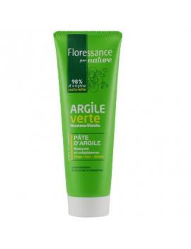 Pâte à l'argile verte Montmorillonite 300g Floressance