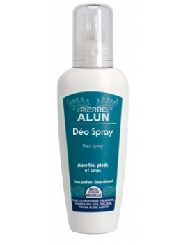Déodorant spray Pierre Alun 125mL Floressance