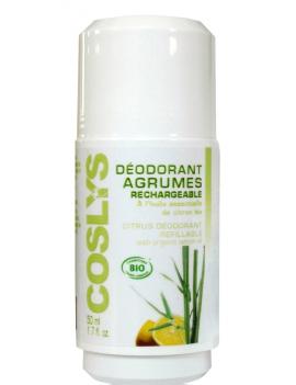 Déodorant agrumes 50mL Coslys