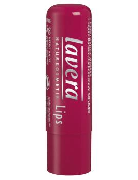 Baume à lèvres arôme cassis Lavera