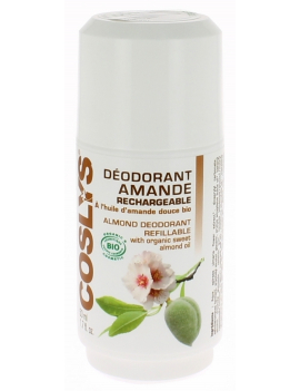 Déodorant amande douce 50mL Coslys