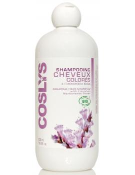 Shampoing cheveux colorés 500mL Coslys