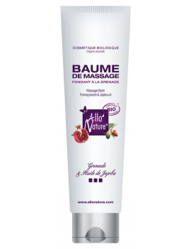Baume de massage fondant 100mL Allo'Nature