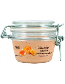 Crème corps fondante Abricot et Miel 150mL Secrets de Léa