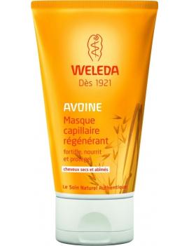 Masque régénérant à l'Avoine 150mL Weleda