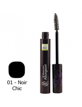 Mascara allongeant noir 10mL SO'BiO étic