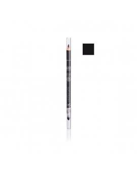 Crayon à paupières noir Lavera