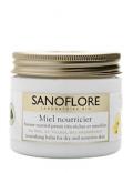 Baume hydratant Miel nourricier régénérant 60mL Sanoflore