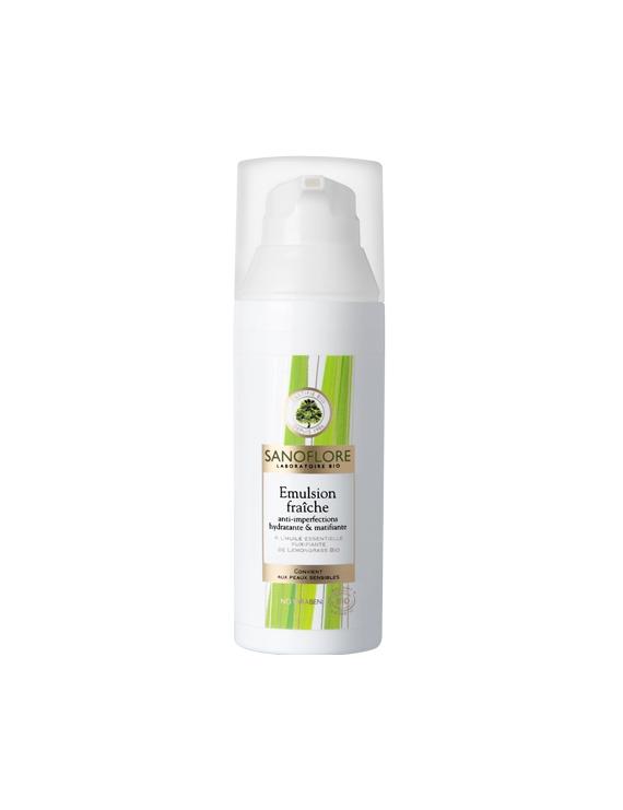 Emulsion fraîche anti-imperfection 50mL Sanoflore