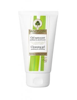 Gel aromatique nettoyant purifiant 125mL Sanoflore