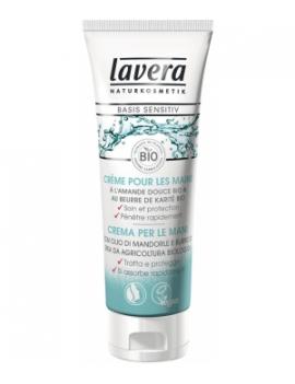 Crème pour les mains Lavera