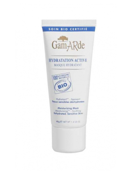 Masque hydratant 40g Gamarde