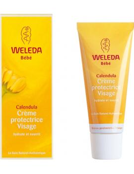 Crème protectrice Visage 50mL Weleda