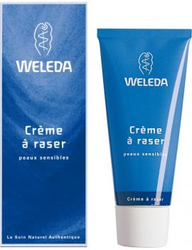 Crème à raser 75mL Weleda