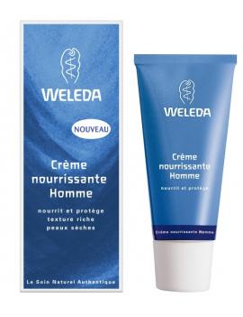 Crème nourrissante bio Homme 30mL Weleda